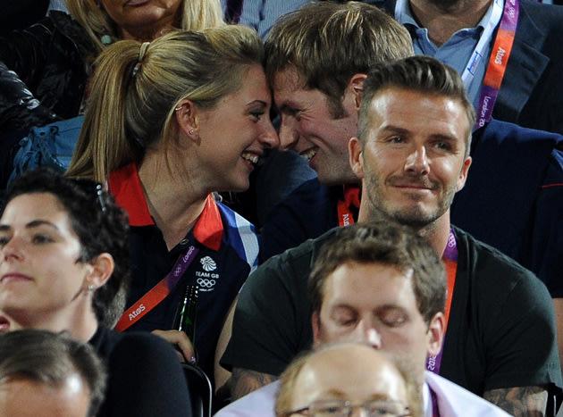 Laura Trot, Jason Kenny, Olympics
