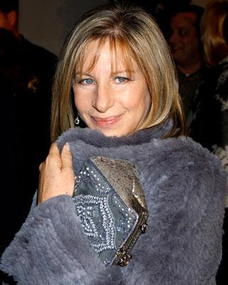 Barbra Streisand at the Los Angeles premiere of Universal Pictures' Meet the Fockers