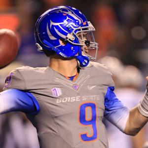 Mountain West Peak Plays: Boise State's Grant Hedrick Lights Up Friday Night