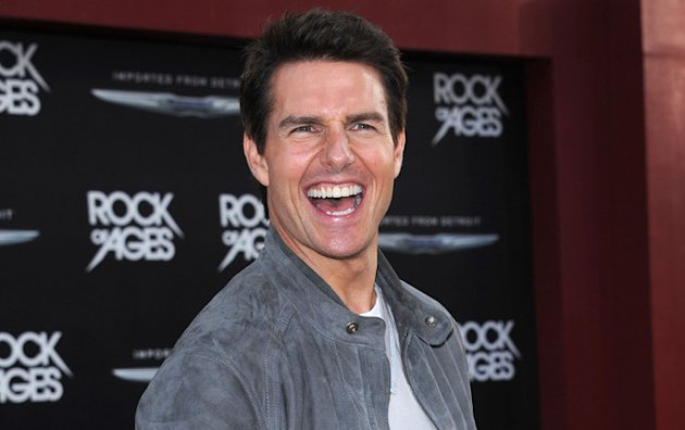 Tom Cruise :  Je ne my attendais pas 