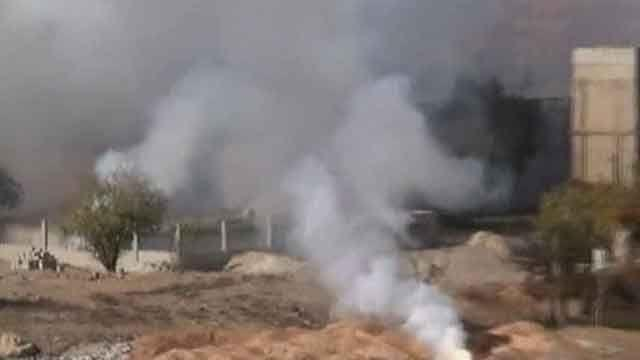 Report: Scud missiles fired at insurgents by Syrian forces