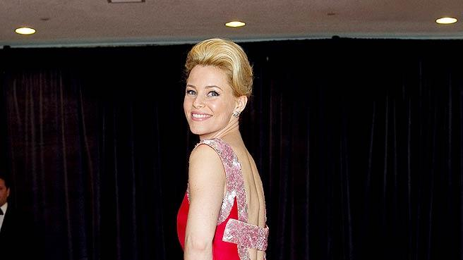Elizabeth Banks White House Dnner