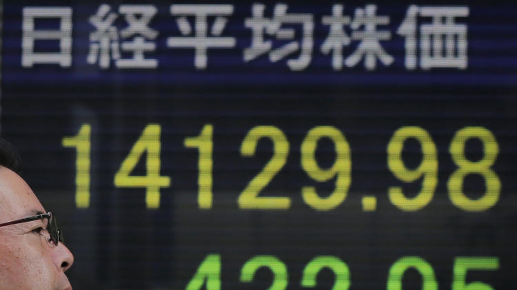 Stocks suffer as China seeks to overhaul industry