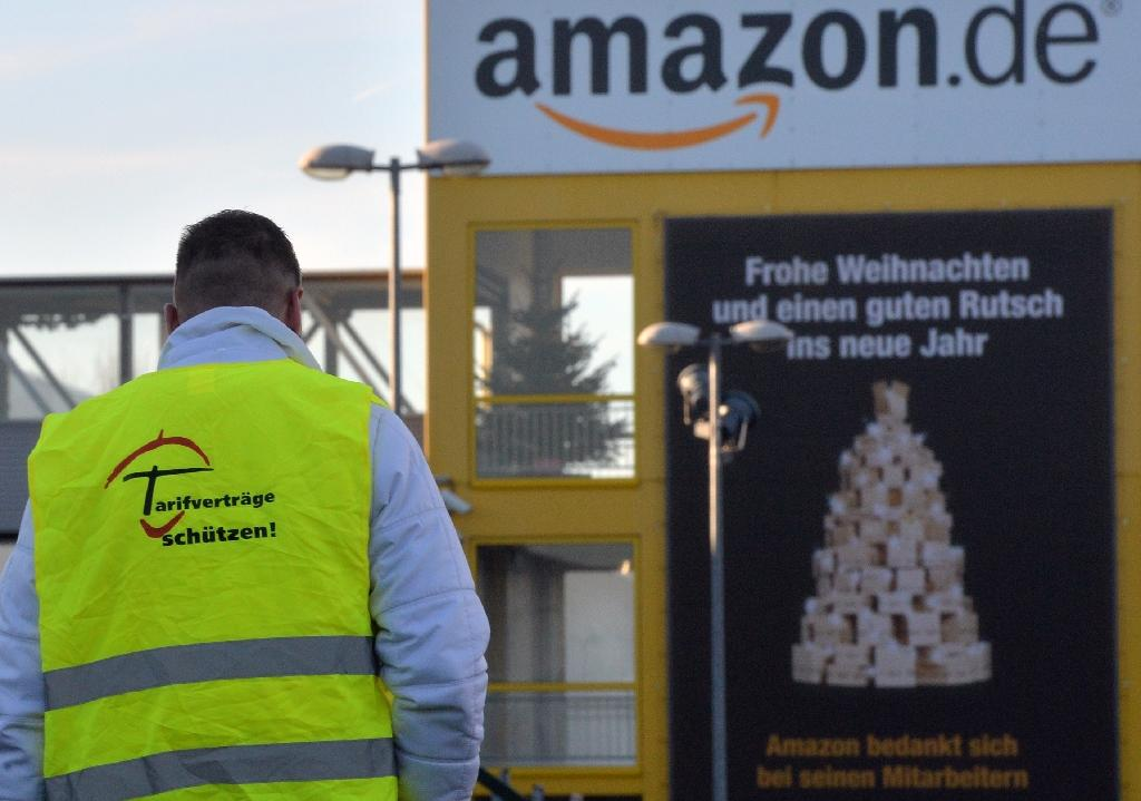 Amazon 'now paying tax on German sales in Germany'
