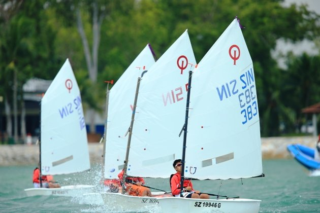 (Photo: Singapore Sailing Federation)