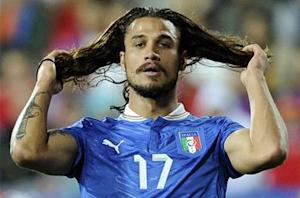 Conte: Osvaldo accepted pay cut to join Juventus