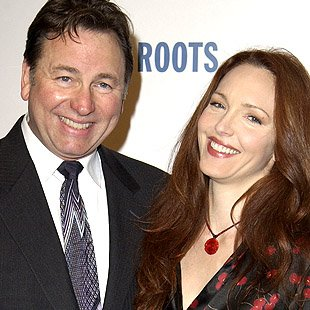 John Ritter and Amy Yasbeck (Getty Images)