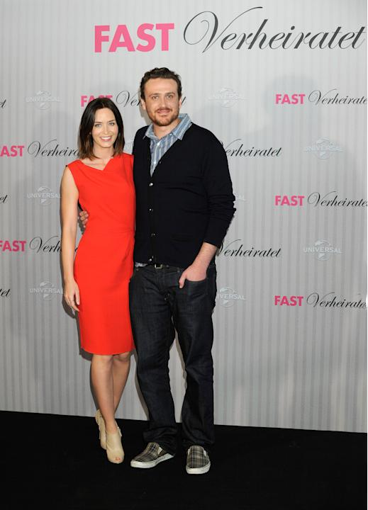 'The Five-Year Engagement' Photocall