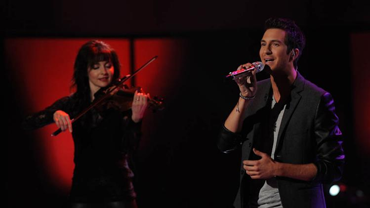 """American Idol"" Top 10 - Paul Jolley"