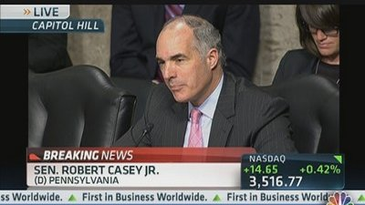 Sen. Casey: How to Simplify the Tax Code