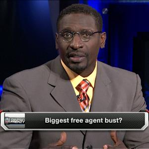 Biggest free agent bargains