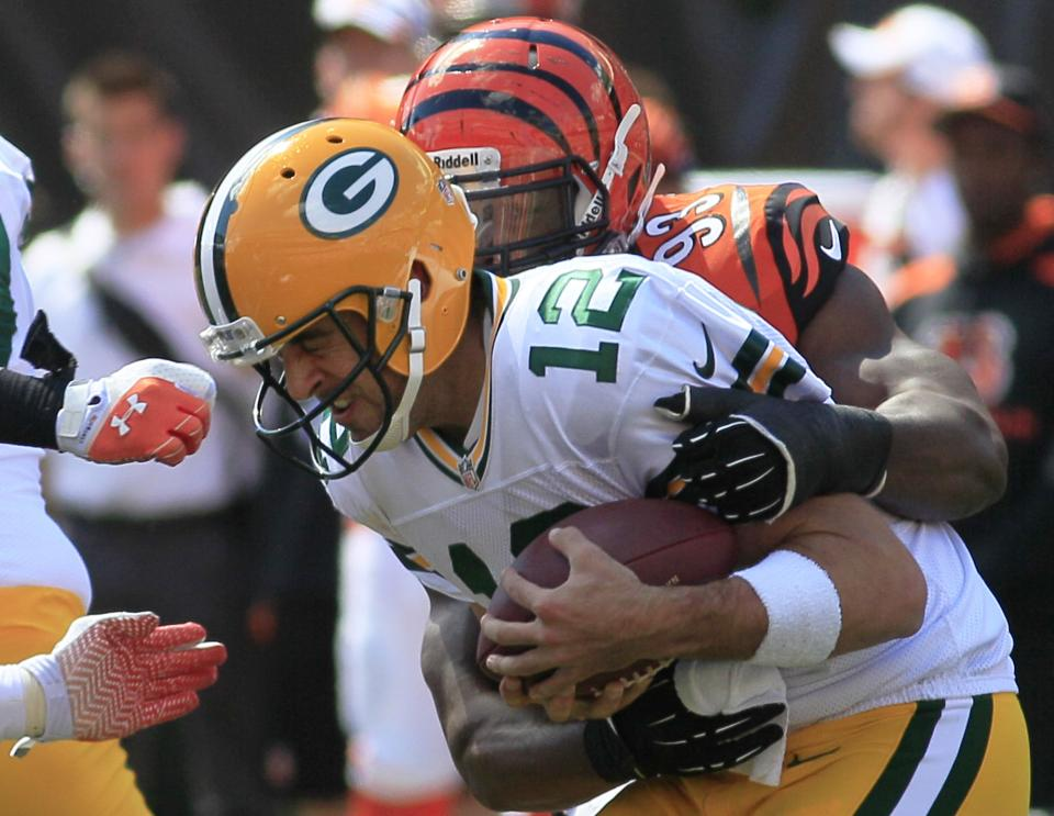 McCarthy has bigger concerns than Rodgers' spat
