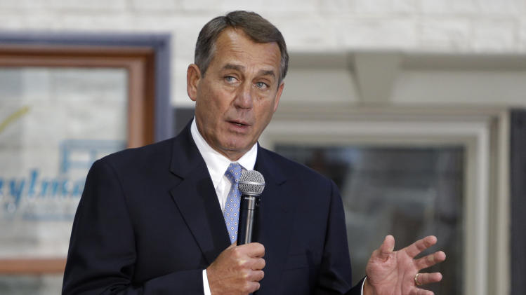 Boehner: 'Hard to imagine' budget agreement