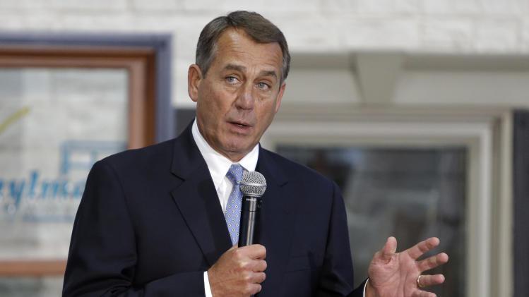 Boehner: 'Hard to imagine' budget agreement