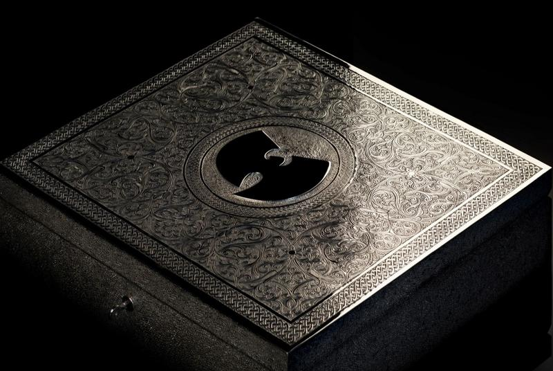 Wu-Tang Clan sold the single copy of its secret album for millions of dollars