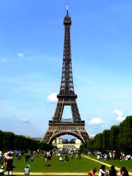 Live Picture Eiffel Tower on The Eiffel Tower The Eiffel Tower May Soon Become The World S