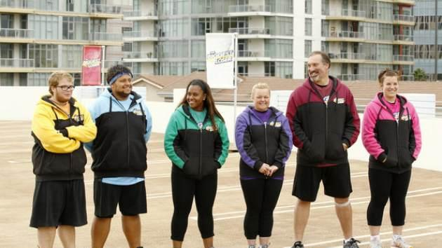 'The Biggest Loser's' 'Face Your Fears' episode  -- NBC