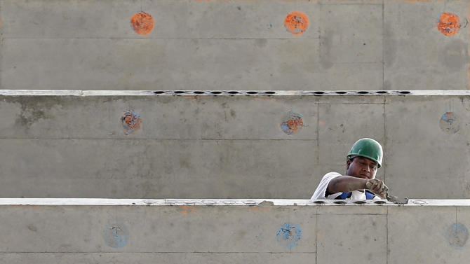 US construction spending up 1.8 percent in July
