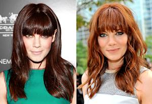 Michelle Monaghan Dyes Her Hair Red!