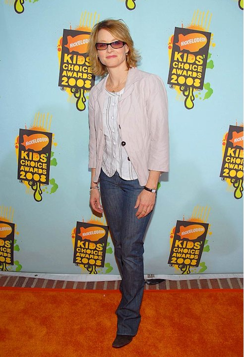 Foster Jodie Kids Choice Aw
