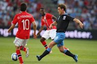 Parker will be fully fit for Euro 2012 & Carrick call-up was never an option, says Hodgson