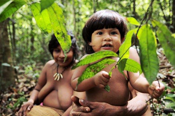 La tribu más amenazada del mundo