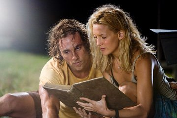 Matthew McConaughey and Kate Hudson in Warner Bros. Pictures' Fool's Gold