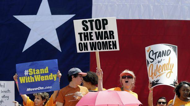 Texas Women Are Already Getting 'Flea Market Abortions'