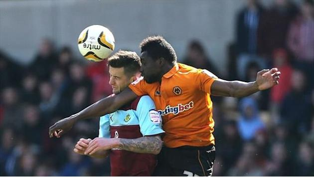 League One - Wolves land Dicko