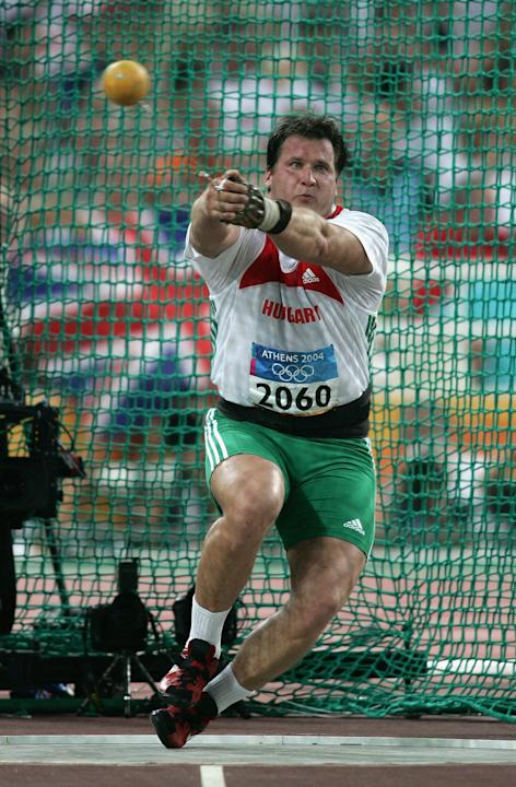Mens Hammer Throw Finals