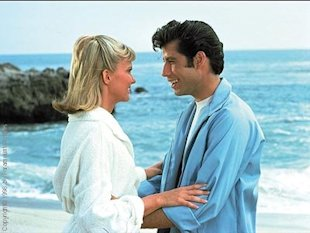 Image from Grease courtesy Paramount Pictures
