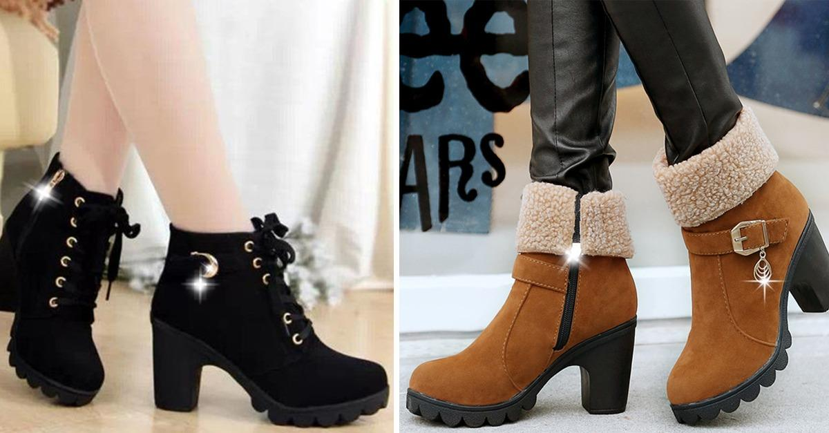 Trendy Women's Boots  - Up To 85% Off or More