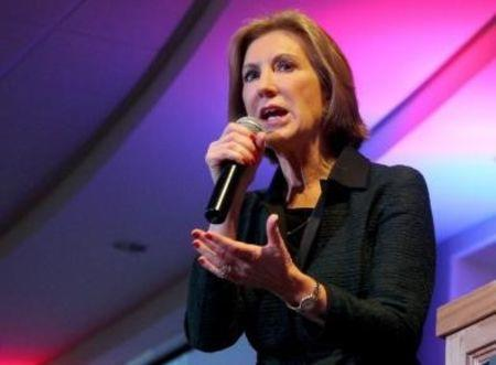 Koch brothers, other 2016 mega donors warm to Carly Fiorina