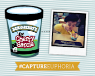 Five Unique Examples of Brands Marketing on Pinterest, Instagram, and the Visual Web image BenJerry Med2