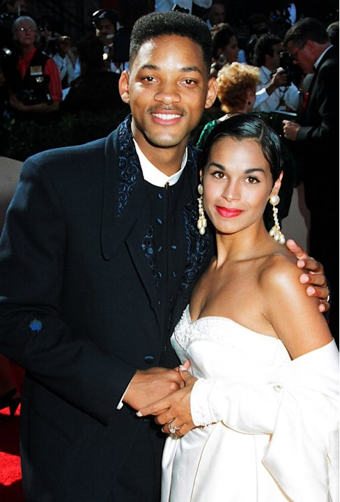 Will Smith and Sheree Smi …