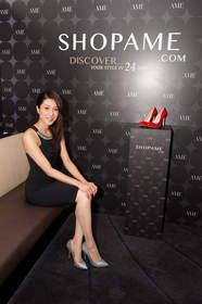 www.shopame.com, a Virtual and Physical Luxury Shoe Club in Asia Hits the 5,000 Shoe Mark in 3 Months, Introduces Its New Fashion E-Commerce Website