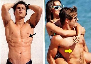 Mark Wahlberg 3rd Nipple