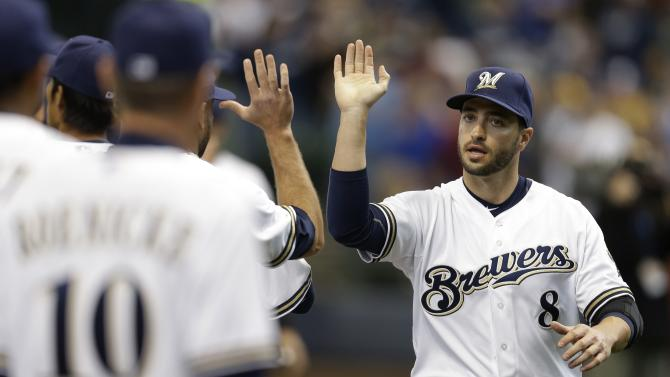 Ryan Braun having thumb trouble, again
