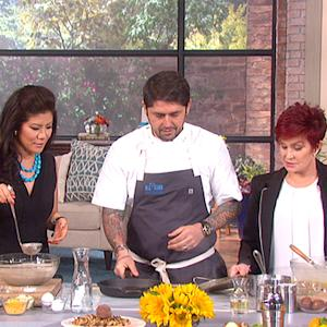 The Talk - Food Festival with Chef Ludo