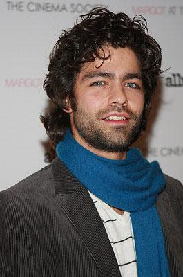 Adrian Grenier at a New York City screening of Paramount Vantage's Margot at the Wedding hosted by The Cinema Society and Linda Wells