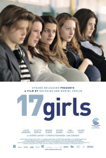 Poster of 17 Girls