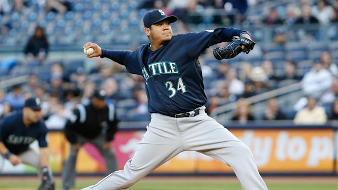 MLB: Seattle Mariners at New York Yankees