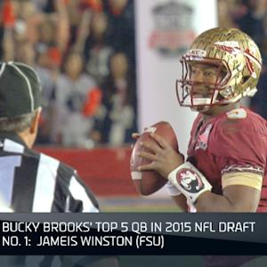 Bucky Brooks' top 5 QBs in the 2015 NFL Draft