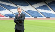 Stewart Regan has urged all parties to move on following the acrimonious fallout of the Rangers crisis