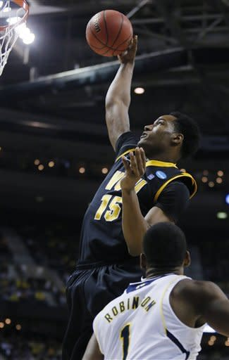 Michigan breezes through VCU press in 78-53 win