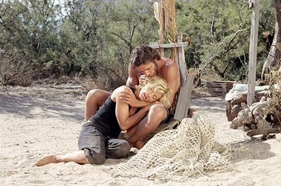 Madonna and Adriano Giannini in Screen Gems' Swept Away