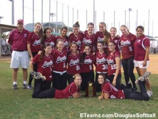 Stoneman Douglas softball district title