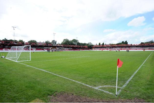 Accrington have appointed former player Leam Richardson as manager