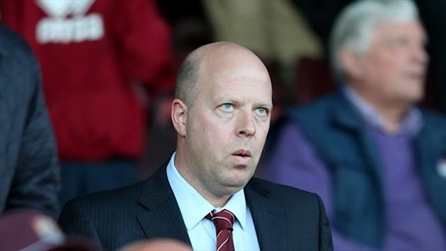 Chairman David Cardoza is heading Northampton's search for a new boss