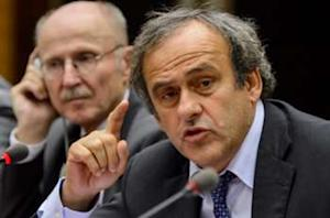 Platini: Match fixing could end football